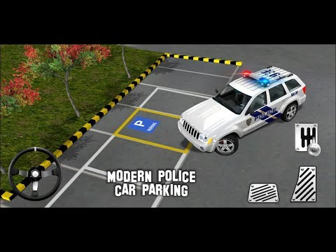Police Super Car Parking Challenge HD Android Gameplay by Thunder Gamers
