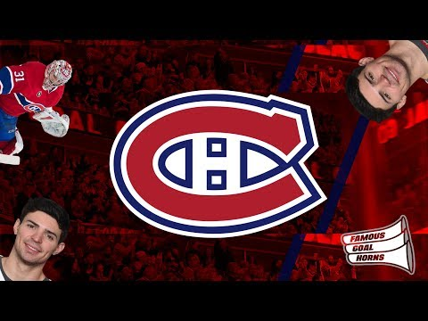 Montreal Canadiens 2018 Goal Horn (UPDATED)