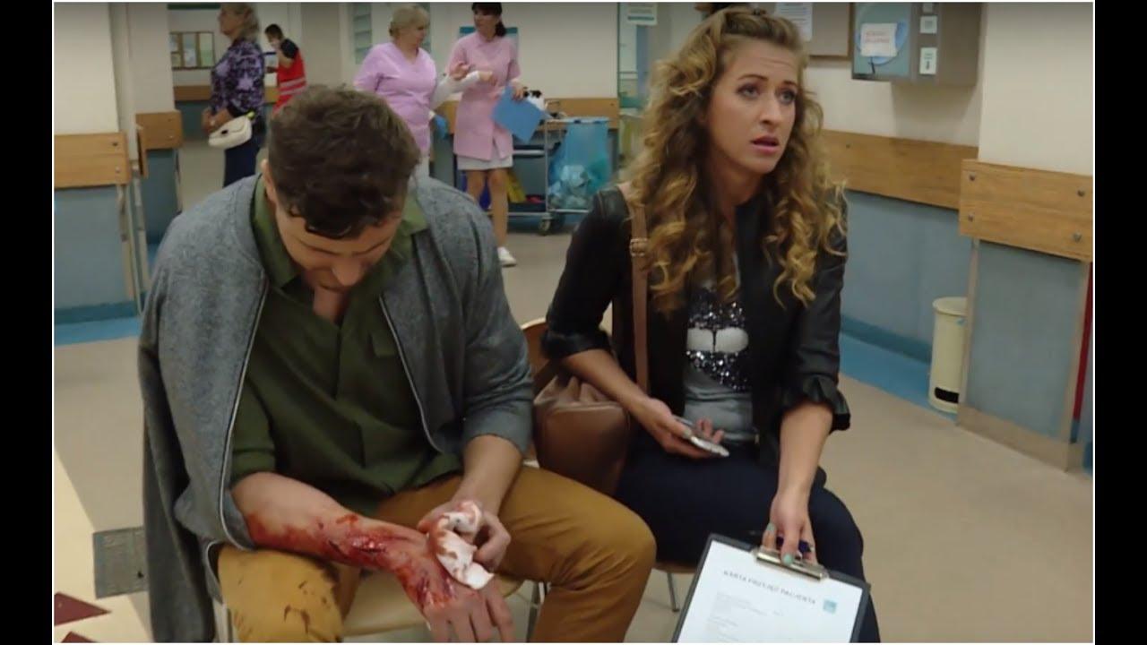 """Żona po wypadku swojego męża: """"Potknąłeś się o własne nogi ofermo"""" [Szpital ODC. 725]"""