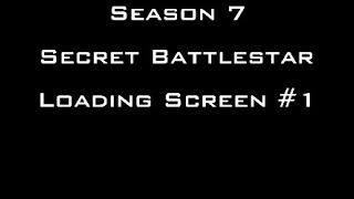 FORTNITE CHALLENGES; Season 7 Secret Battlestar - Loading Screen #1