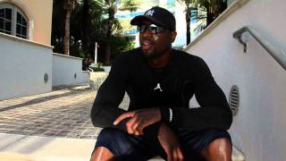 Lebron & Wade  Discuss Workout - Aftermath