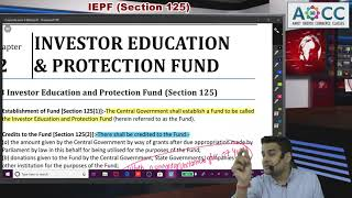 Investor Education & Protection Fund (IEPF)