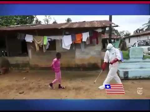 Ebola, le message de George Weah