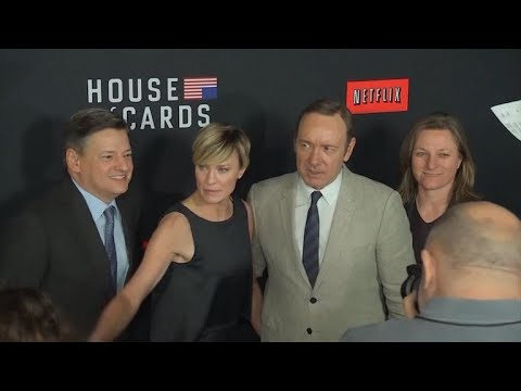 'House of Cards' S6 ends show without Kevin Spacey (CNET News)