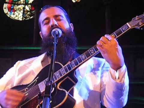 Jon DeRosa - Dancing In A Dream (Live @ Daylight Music, Union Chapel, London, 23/05/15)