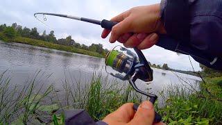 МЕНЯЙ ПРИМАНКИ И ЛОВИ Осенний клёв ЩУКИ на реке Рыбалка на воблеры и джиг Спиннинг в сентябре