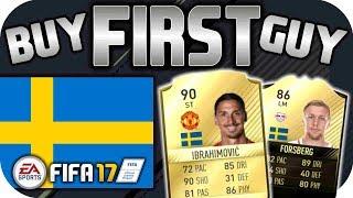 Alter SCHWEDE!! Jaa ich hab ihn!!!  - FIFA 17 BUY FIRST GUY