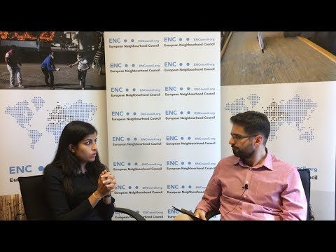 ENC In-Depth(Mediterranean Series)with Maria Chalhoub:The Syrian Conflict:What role for the EU?