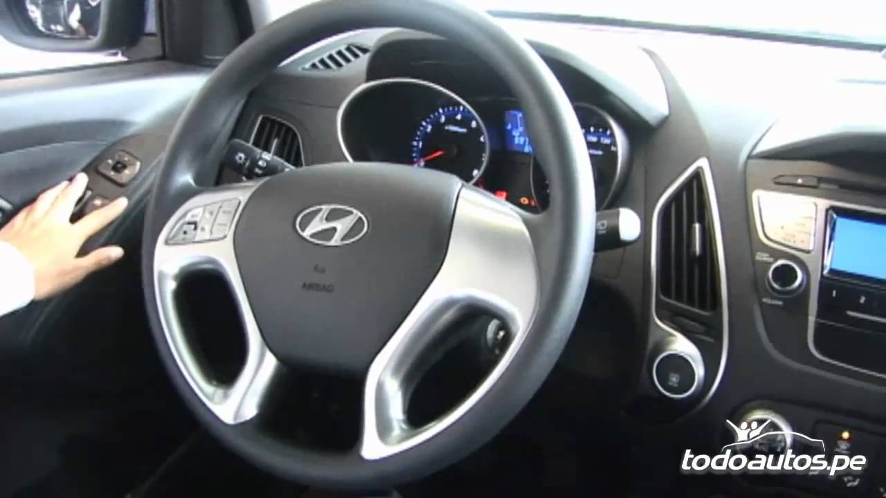Hyundai Tucson 2011 Presentado Por Todoautos Pe Youtube