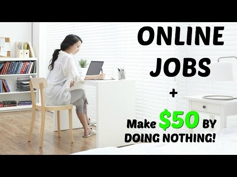 WORK AT HOME JOBS HIRING NOW | NO EXPERIENCE, EASY MONEY, MAKE YOUR OWN SCHEDULE