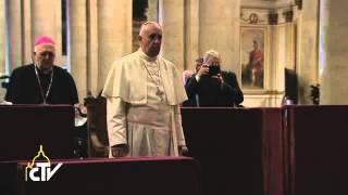 El Papa: el Amor más grande