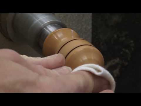 Woodturning: Wooden Wine Stoppers