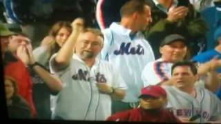 Mets vs Phillies last out of the game,  Me On TV