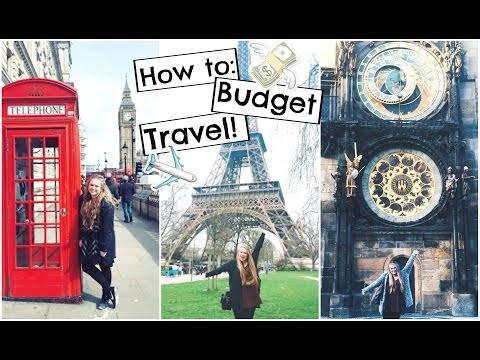 How to: Travel on a Student's Budget! | Study Abroad Cheap Travel Tips
