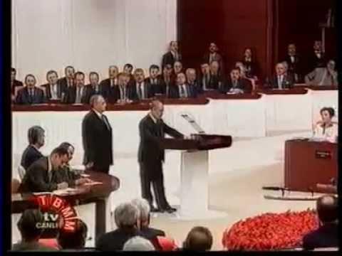 Ahmet Necdet Sezer (Türkiye Cumhuriyeti 10. Cumhurbaşkanı)