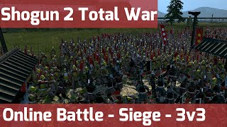 Welcome back to more Shogun action! This time we are watching a 3v3...