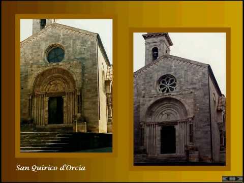 Toscana - Terre di Siena - Gianna Nannini - Dolente Pia