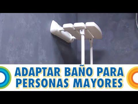 Adaptar baño personas mayores o movilidad reducida (Bricocrack ...