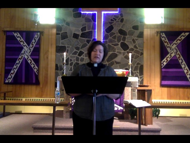 Fifth Sunday in Lent Worship