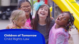 English - Children of Tomorrow - Child Rights Law