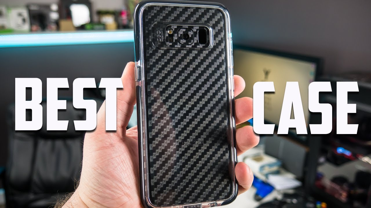 purchase cheap 39e38 06613 Best Case For The Samsung S8 And S8+ | Gear4 S8 Case