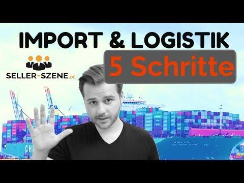 In 5 Schritten Zum Import Deiner Produkte (Zertifikate, Zoll, Seefracht, Incoterms, Freighthub)