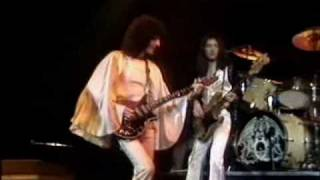 Queen- Now I'm Here Live Hammersmith Odeon 1975