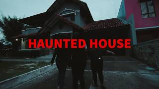 HAUNTED HOUSE - horror short film
