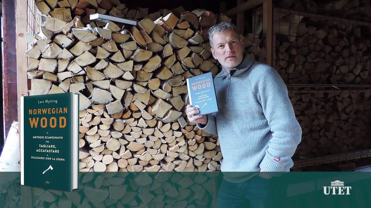 norwegian wood chopping stacking and drying wood the scandinavian way