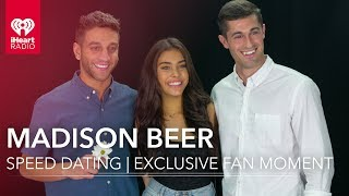 Madison Beer Speed Dating | Exclusive Fan Moment