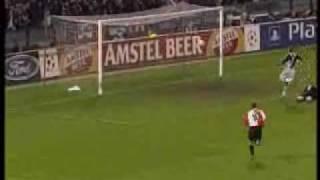 vuclip Newcastle United Champions League 2002/03