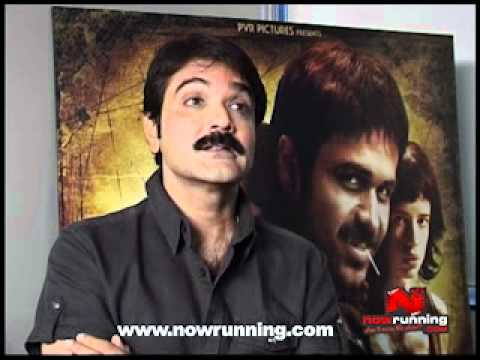 Bengali actor Prosenjit interview for movie Shanghai