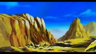 vuclip Goku vs Vegeta- Psychosocial-Slipknot