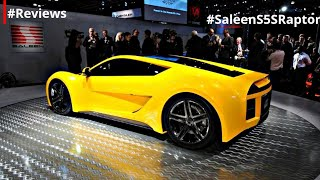 Saleen S5S Raptor Concept News - #Reviews