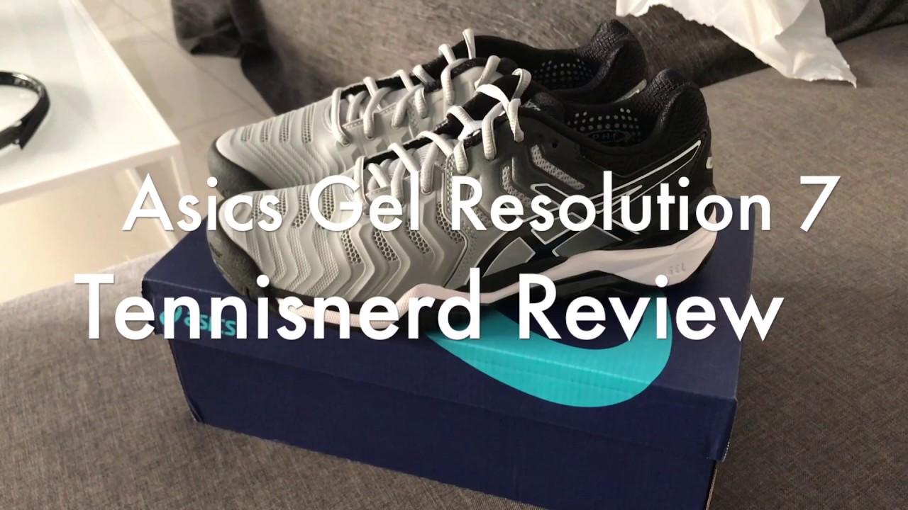 asics gel resolution review