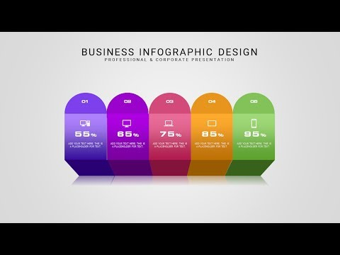 How To Create an Impressive Corporate Infographic Design in Microsoft Office PowerPoint PPT
