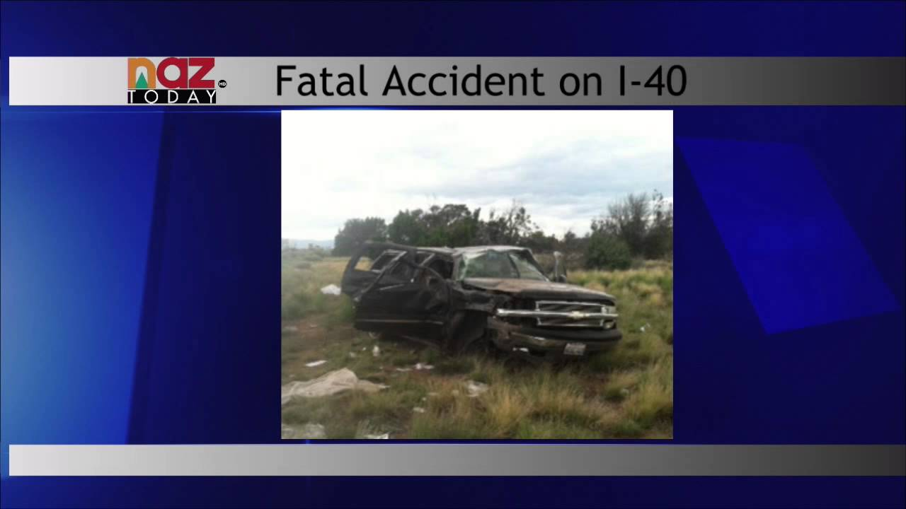 Crime: DPS investigating deadly wrong way crash on I-40 near Winslow