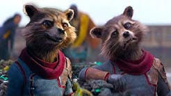 Avengers Endgame but only Rocket Raccoon