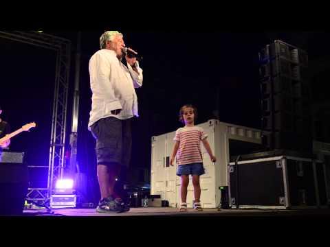 Ugo Conti Band live in Alassio