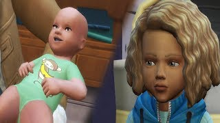 LIL BERL... IS A LIL GIRL?!? | The Sims 4 | Season 3 - Episode 3
