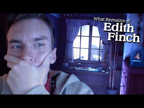 ЧТО ЗДЕСЬ ПРОИЗОШЛО?! - Прохождение What Remains of Edith Finch