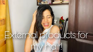 External Hair Care | Recent Favourite products | Diya Krishna