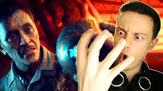 TAKEO KILLS RICHTOFEN! NEW TRAILER (Black Ops 3 Zombies Reaction, TAKEO 1.0 HAS THE SUMMONING KEY?!)