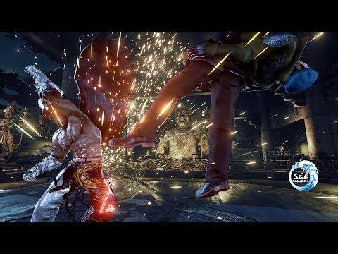 SEAM 2017 Tekken 7 Winners Semis - Qudans vs. EchoFox   JDCR [Aris Commentary]