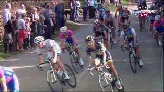 Amstel Gold Race 2013: Posledních 45km - 1080p - český zvuk