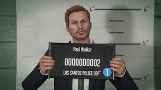 GTA Online Tutorial #23 - How to Look Like Paul Walker!