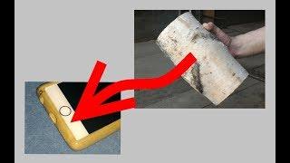 деревянный ЧЕХОЛ для iPhone / WOODEN CASE for iPhone