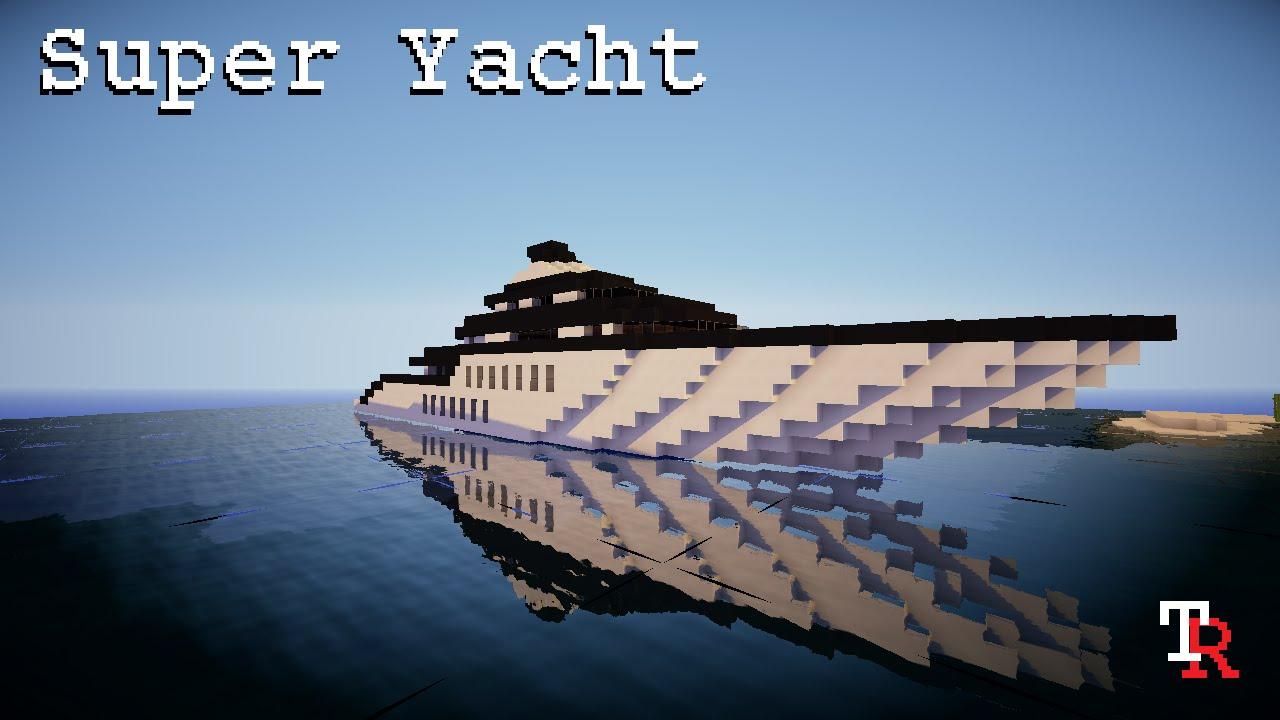super yacht w tr designs youtube. Black Bedroom Furniture Sets. Home Design Ideas