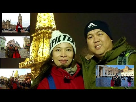 7 COUNTRIES 13 CITIES IN  15 DAYS WINTER HOLIDAY EUROPE TOUR l Plan to maximize your Dream Holiday