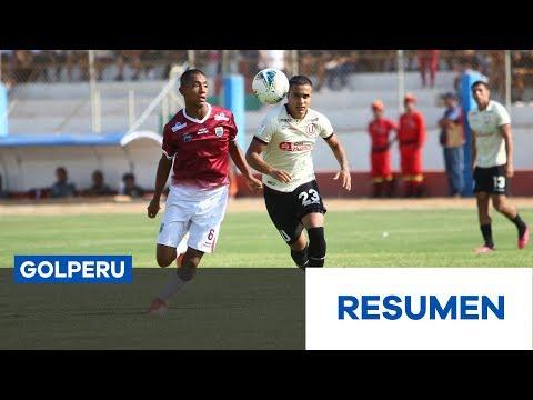 Carlos Stein Universitario de Deportes Goals And Highlights